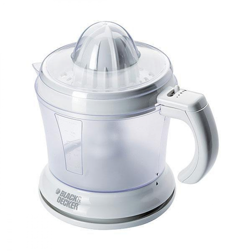 Espremedor de Frutas Black & Decker 30w Branco 220v CJ650